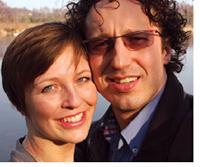 Dawid and Justyna Wawrzyniak