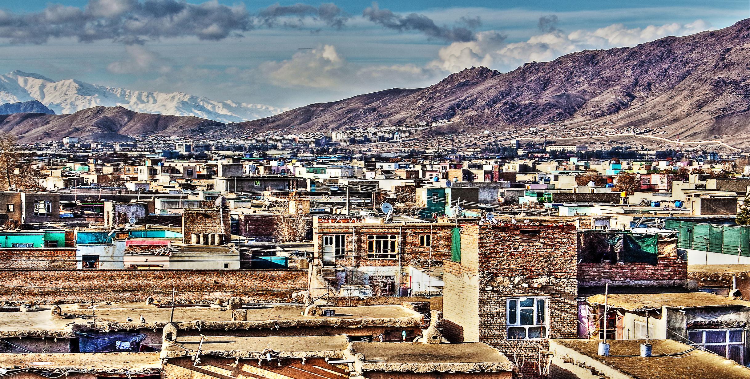 afghanistan vilage