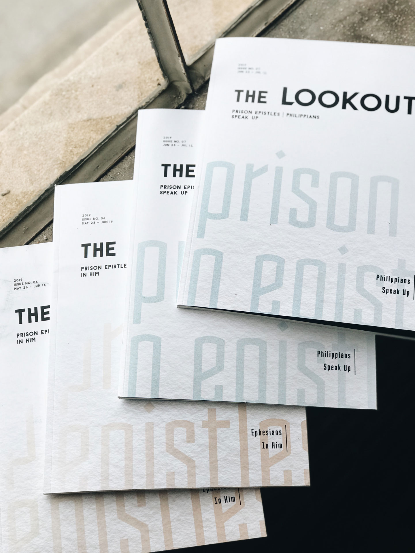 Lookout Magazine – The Growing Christian's Weekly Resource